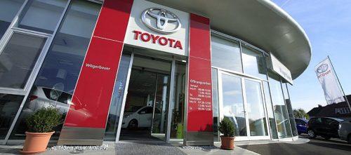 Toyota Wögerbauer in