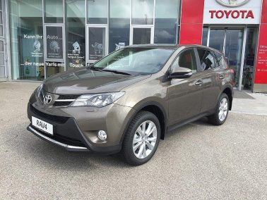 Toyota RAV4 2,2 D-4D Executive 4WD Aut. bei Toyota Wögerbauer in