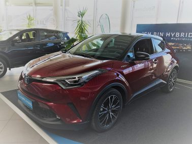 Toyota C-HR 1,8 Hybrid C-LUB CVT C-LUB bei Toyota Wögerbauer in