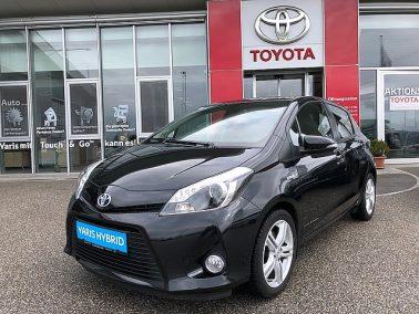 Toyota Yaris 1,5 VVT-i Hybrid Lounge bei Toyota Wögerbauer in