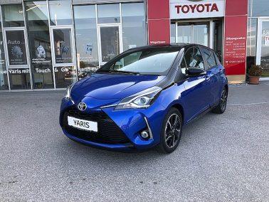 Toyota Yaris 1,5 VVT-ie Style bei Toyota Wögerbauer in