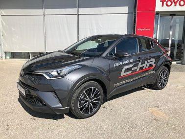 """Toyota C-HR 1,2T C-HIC 4WD CVT """"LAGERRÄUMUNG"""" bei Toyota Wögerbauer in"""