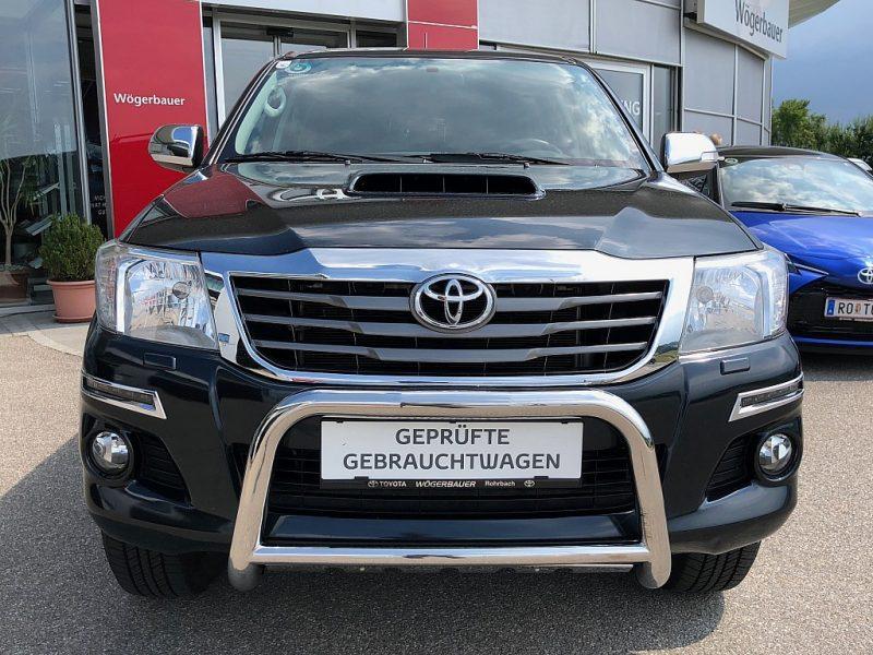 Toyota Hilux DK City 4x4 3,0 D-4D 170 Aut. - Toyota WögerbauerToyota Wögerbauer