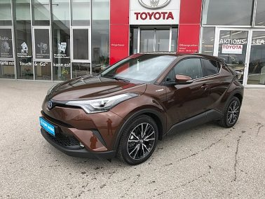 """Toyota C-HR 1,8 Hybrid  C-HIC CVT """"LAGERRÄUMUNG"""" bei Toyota Wögerbauer in"""