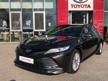 Toyota Camry 2,5 VVT-i Hybrid Automatik Executive bei Toyota Wögerbauer in