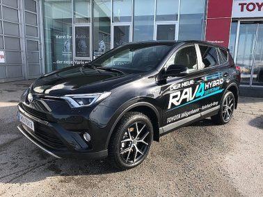 """Toyota RAV4 2,5 Hybrid Lounge 4WD Aut. """"LAGERRÄUMUNG"""" bei Toyota Wögerbauer in"""