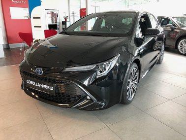 Toyota Corolla 1,8 Hybrid Style bei Toyota Wögerbauer in